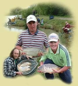Llanarth Coarse Fishery